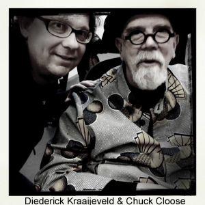 Diederick Kraaijeveld and Chuck-Cloose
