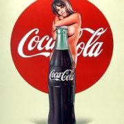 Mel Ramos - Lola Cola