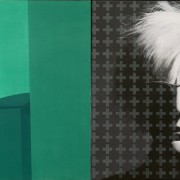 Paul Beliveau - Museum Warhol 2014 Acryl : Leinwand 91 cm x 183 cm signiert - unavailable